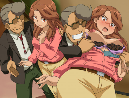 Natsumi Raimon - Hentai Porn